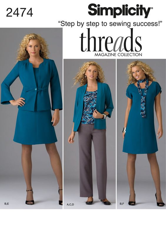 simplicity patterns 2474 - Buscar con Google: