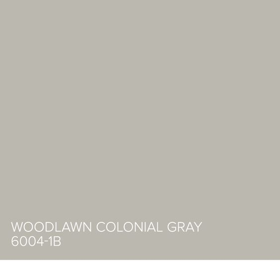 Here's a tip from Genevieve Gorder Woodlawn Colonial Gray