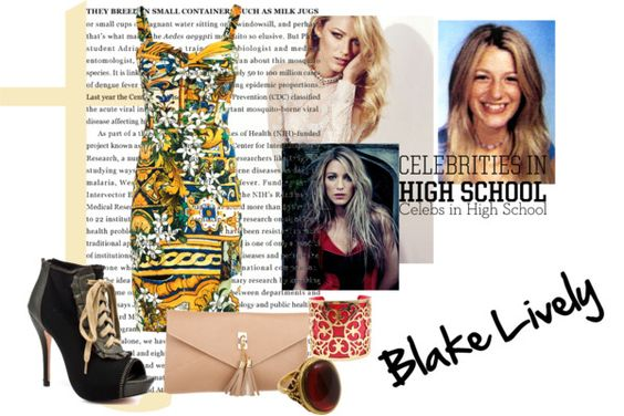 """""""Blake Lively"""" by limitlesswithbigbang on Polyvore"""