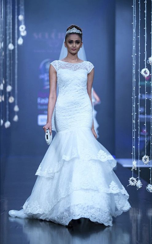 The 10 best Wedding Gowns in Bangalore images on Pinterest | Short ...