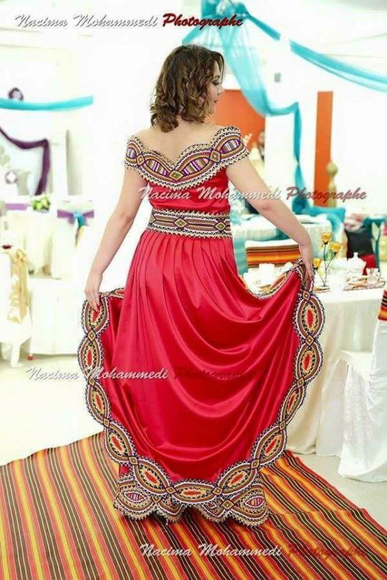 القبائل الجزائري اللباس #algeriantraditionaldresses # # الجزائر الجزائر #Algeria: