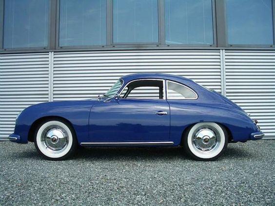 Gebrauchtwagen: Porsche, 356, A 1600 S Coupé T1**sehr schöne Historie**, Benzin, € 120.000,- AutoScout24 Detailansicht