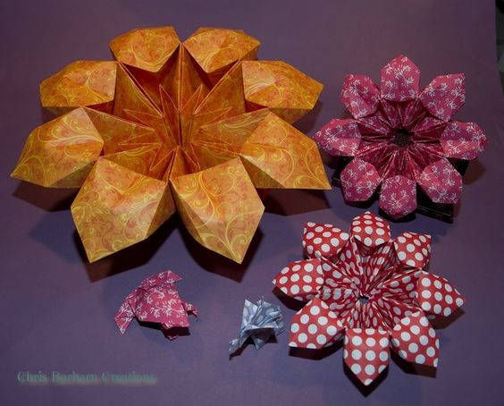 Magic Flower - CBC - Chris Barharn Creations Papier und Barthel Papier links schräg von oben http://www.mincil.de/shopserver/shops/s007149/?go=artikel=33076=33084=5