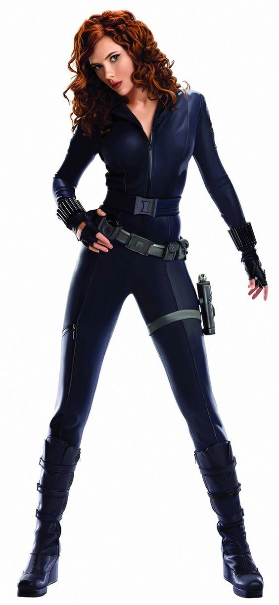 El Espacio Geek: Cosplay del Día: Black Widow