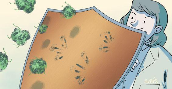 Lograron reducir 30 veces la cantidad de material necesario (y el costo) de instalar cobre antimicrobiano.