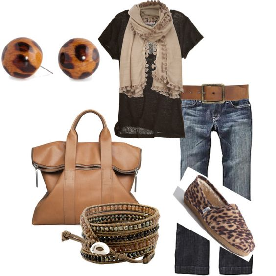 Casual neutrals-early fall