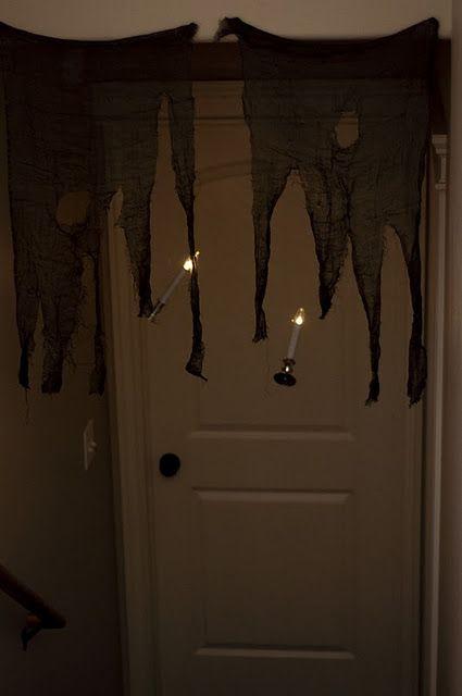 ghostly hanging lights