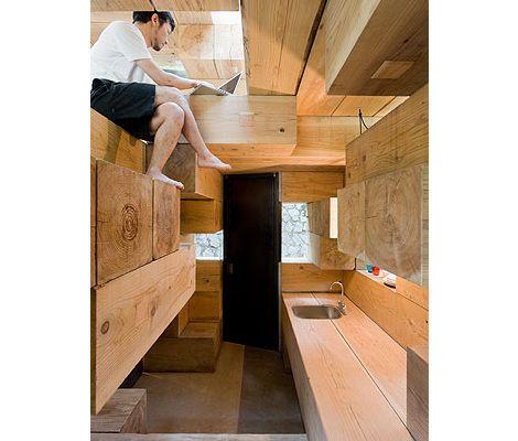 Sou Fujimoto Architects. L'art des cubes. | Décoration maison, meubles maison jardin et design intérieur sur Artdco.net