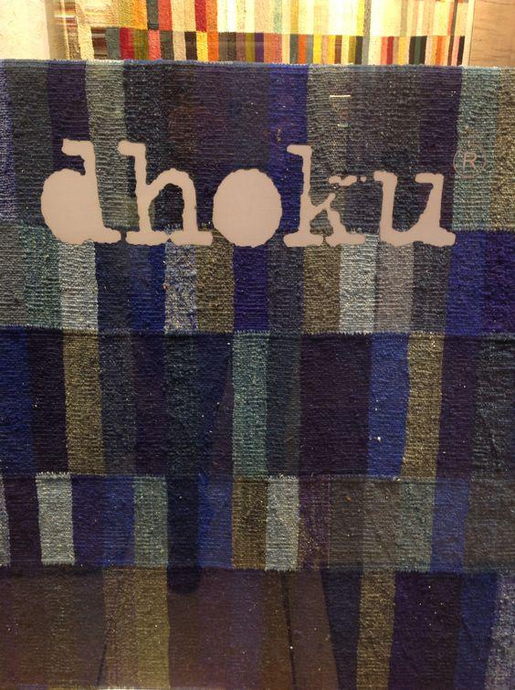 dhoku Karma Monochrome Blue