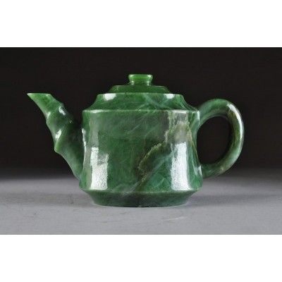 JP: JADE TEA POT