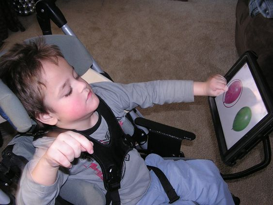 Great iPad Apps for Special Needs Kids