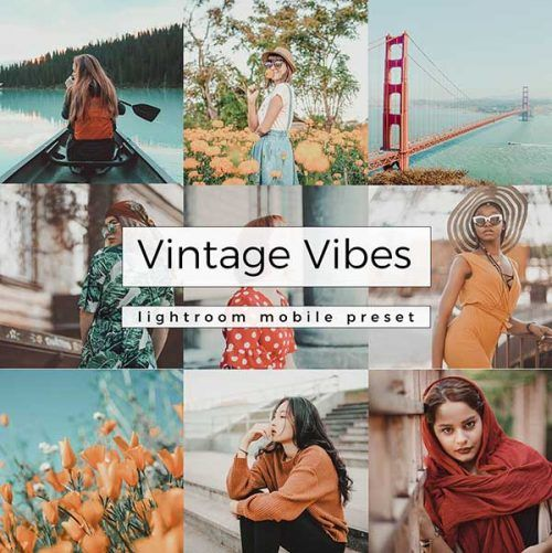 Lightroom Mobile Presets For A Flawless Instagram Feed Lightroom Vintage Lightroom Presets Instagram Theme Feed