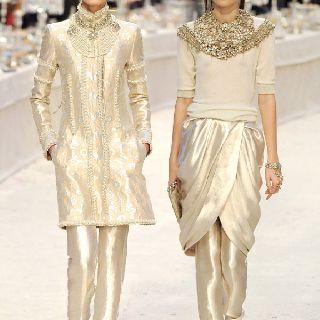 Chanel goes Bollywood - fall 2012