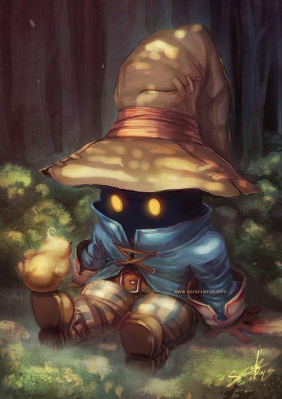 Peace in the Woods, de SaraCuervo...bellísimo dibujo.