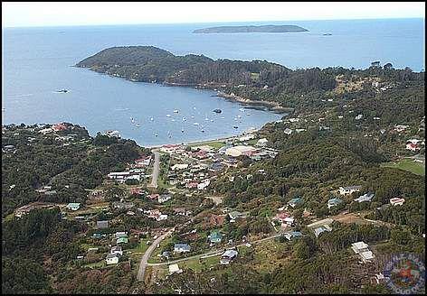 Stewart Island Ackers Peninsula, New Zealand