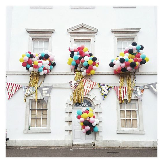 More balloons I need  #SohoHouseFestival