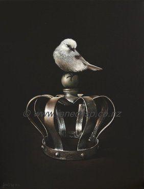 Pretty Popokateas Crown - Jane Crisp 2013