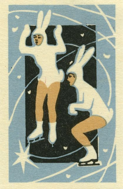 russian matchbox label | Jane McDevitt | Flickr