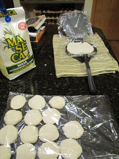 Homemade Corn Tortillas easy to make and 100000000 times better than gross GMO store bought!