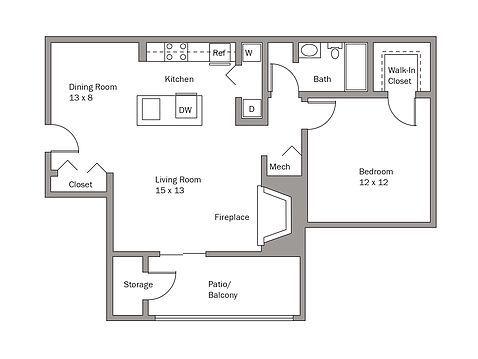 Wilde Lake Apartment Rentals Henrico Va Zillow Rental Apartments Patio Storage Apartments For Rent