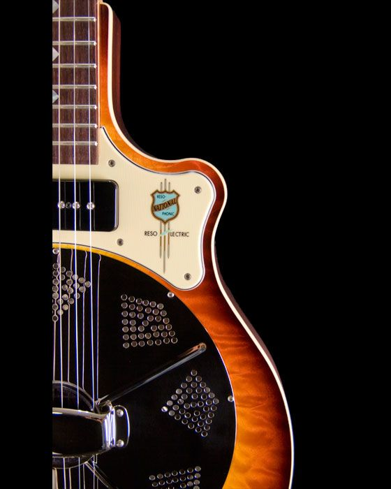 Resoelectric - National Guitars