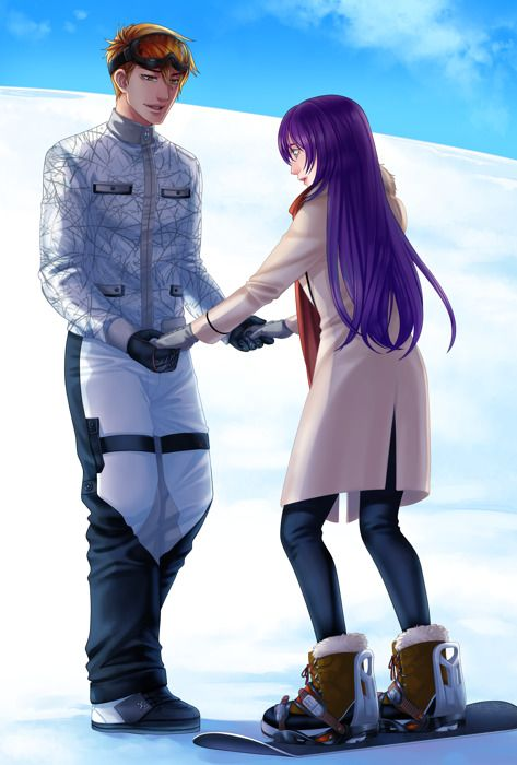 Pin By Esther Fox On Amor Doce Anime Love Couple Art Love