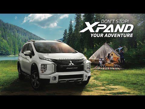 Xpander Cross Don T Stop Xpand Your Adventures Di 2020 Marketing Gambar Bergerak Gerak