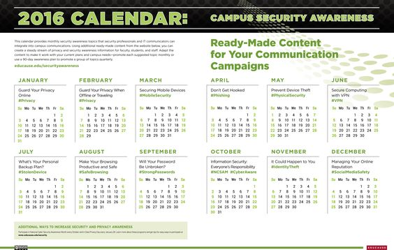 Wellness Calendar Ideas : Student centered resources calendars and colleges on