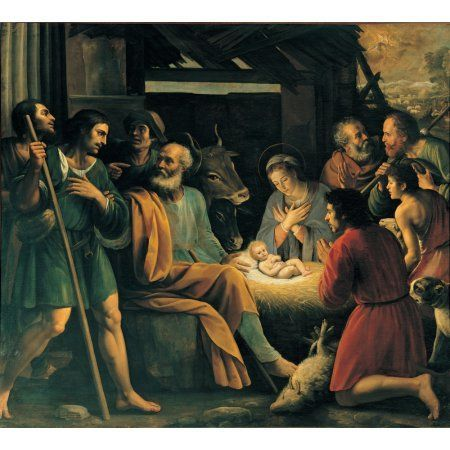 Probably Vermiglio Giuseppe Canvas Art - (24 x 18)