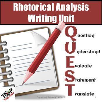 rhetorical analysis essay logos Follow some basic steps on how to write a rhetorical analysis essay get qualified help with writing a rhetorical essay at solidessaycom.