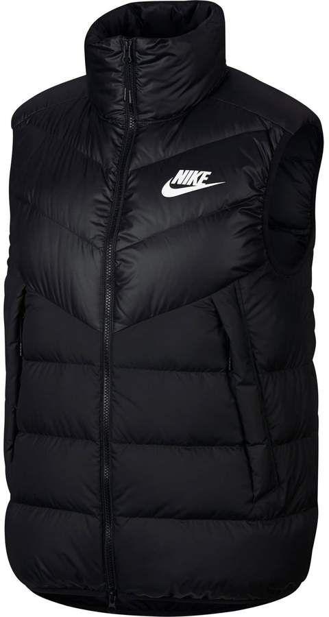 fragmento Tratado Conectado  Nike Men's Sportswear Windrunner Down Fill Vest | Nike clothes mens, Mens  sportswear, Nike outfits