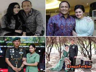 4 Artis Yang Bersuamikan Seorang TNI