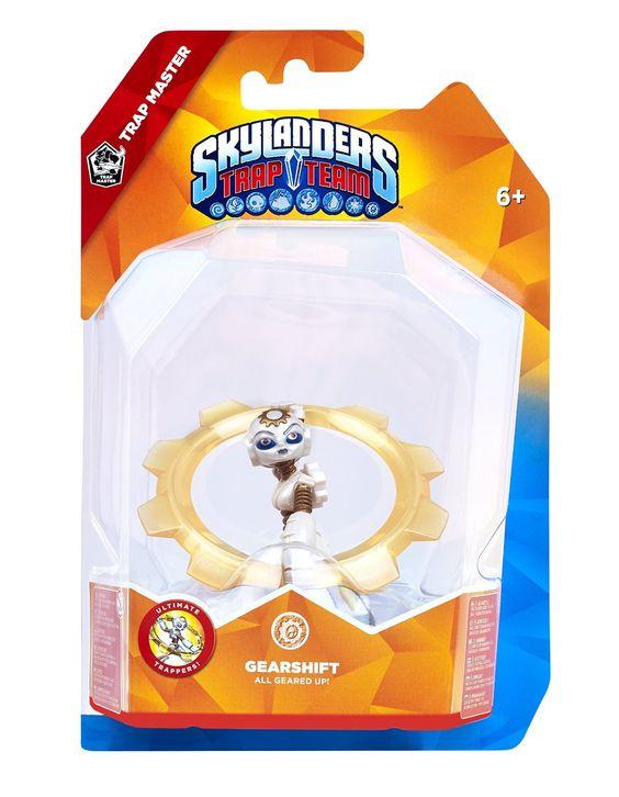 achetez figurine skylanders trap team trap masters gearshift jeux vido jeux vido amazonfr livraison gratuite possible ds
