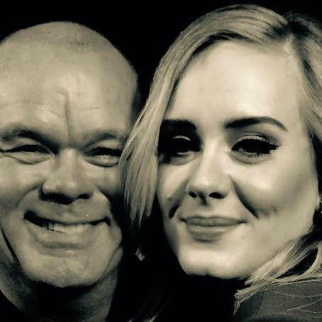 Adele and Paul de Leeuw