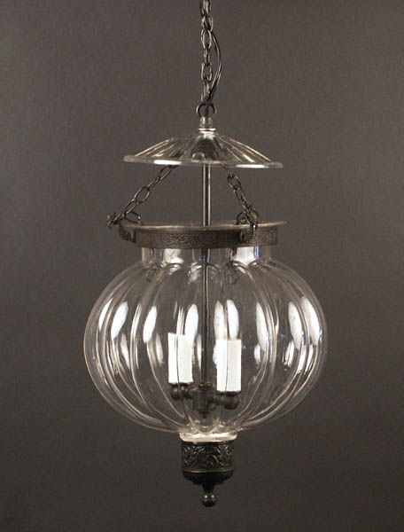 """Entry - PW Vintage Lighting, Reproduction, Hall Lantern, Mellon Style, 11"""" wide, $395.00"""