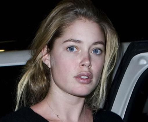 Doutzen Kroes au naturel is fab
