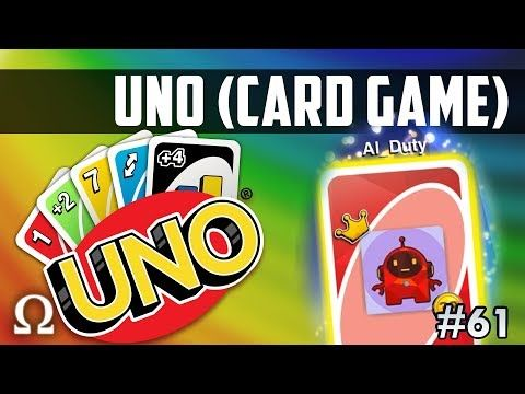 Ai Dusty S Evil Genius Brother Uno Card Game 61 Funny Moments With Friends Youtube Card Games Uno Card Game Funny Moments