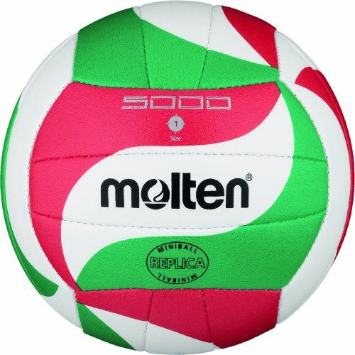 Molten Volleyball V1m300 White Green Red 15 Cm By Molten Check Out This Great Product This Is An Affiliat Volleyball Training Molten Volleyball Volley