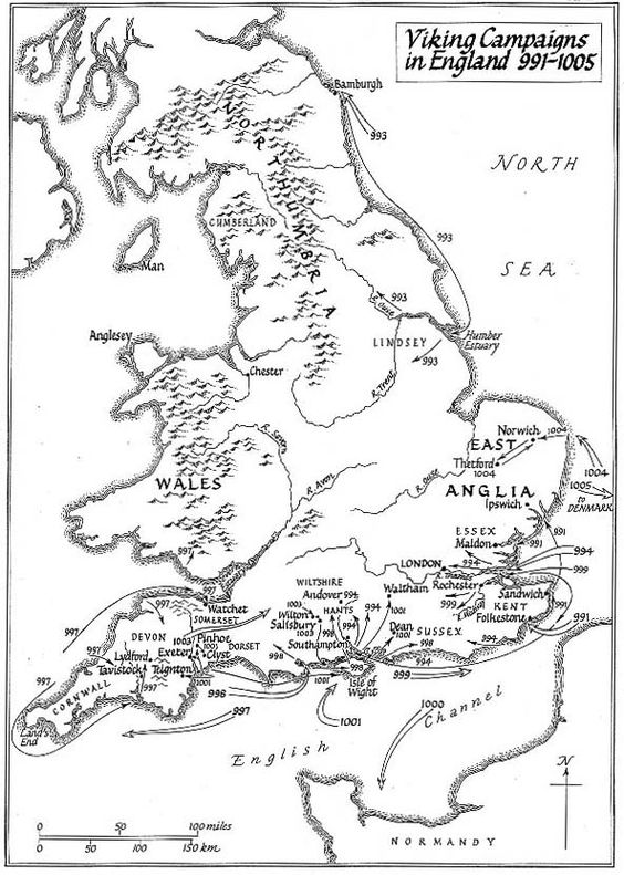 Overview: The Vikings, 800 to 1066