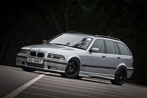 Ughhh I wish. BMW Wagon #wagonlover