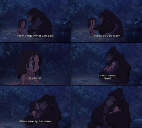 Favorite character #3- Kala from Tarzan:
