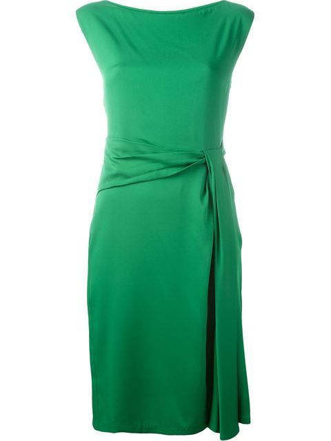 Diane Von Furstenberg Vestido de seda