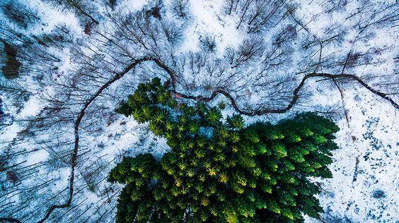 Dronestagram 2016 - mejores fotografías capturadas desde un dron