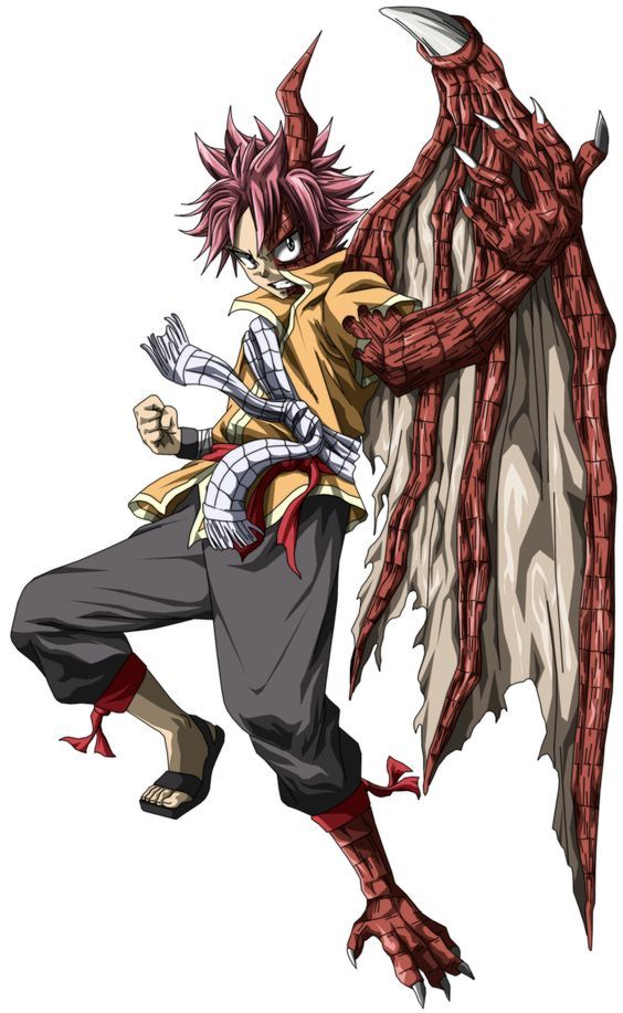 Natsu Dragon Form Fairy Tail Dragon Slayer Fairy Tail Anime Natsu Fairy Tail