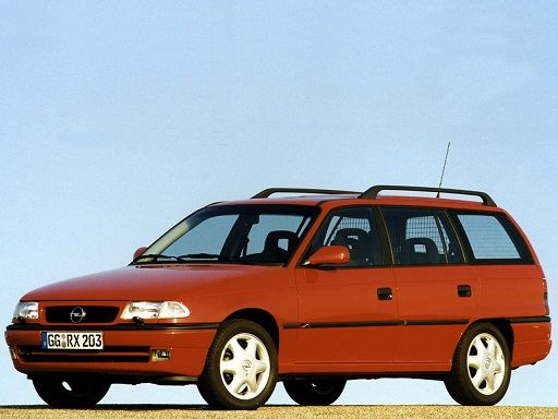 Opel Astra Caravan (1994 – 1998).