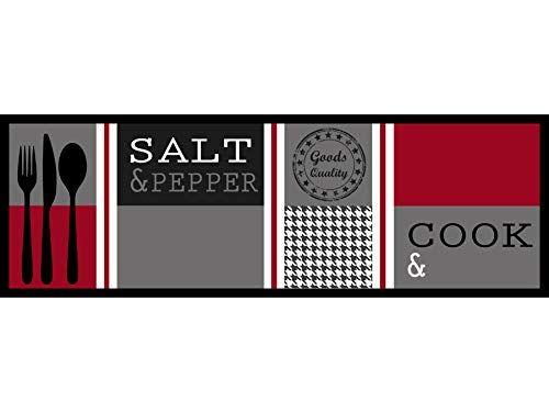 ideen in textil tapis de cuisine salt