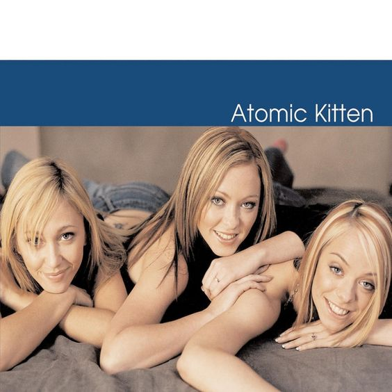 Atomic Kitten – Eternal Flame (single cover art)