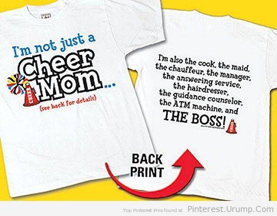 cheer ideas for cheerleading – Cheerleader shirts, cheer tees, cheerleading tees, cheer t-shirts …