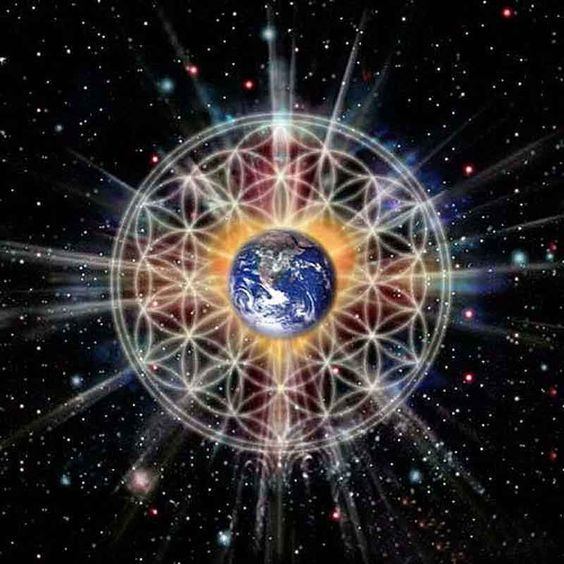 """""""When Earth activates her merkabah, the resulting stargate will bring in the energy that will recalibrate earth's entire field and will in turn affect the bodies of those on the planet that have prepared for this grand occasion."""" 