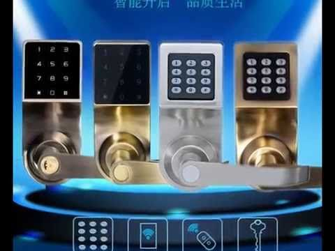 Key-Free Smart Lock  https://store9233008.ecwid.com/